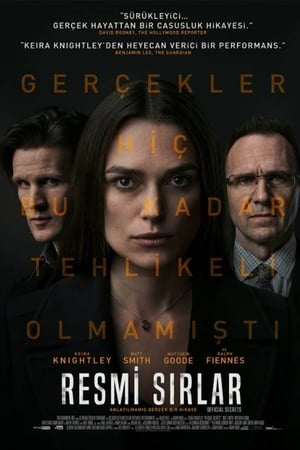 Official Secrets Film izle 2019